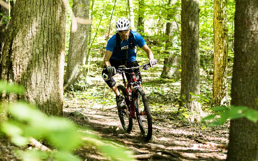New to NJ or MTBing? Check out our resources - we'll tell you where to ride, how to treat other trail users, and where to look for group rides and more...