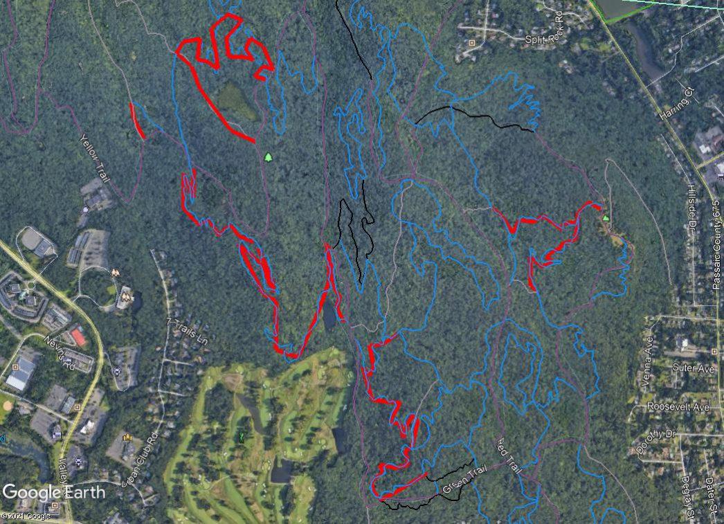 High Mountain Trail Closures